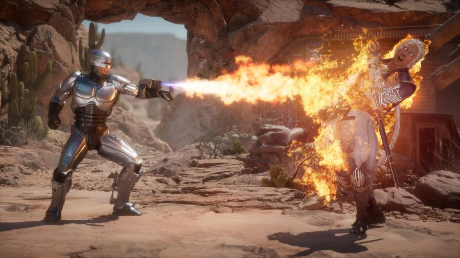 Mortal Kombat 11 - Aftermath + Kombat Pack Bundle (DLC) Screenshot 8