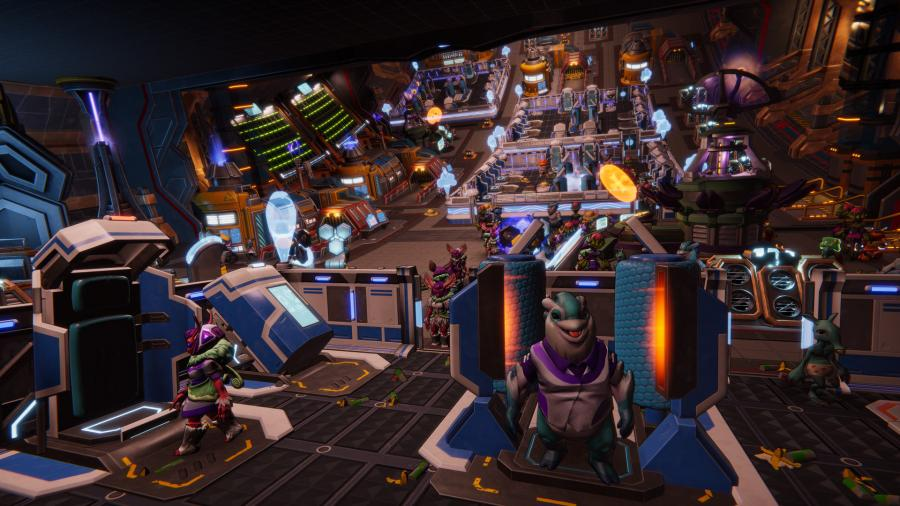 Spacebase Startopia Screenshot 2