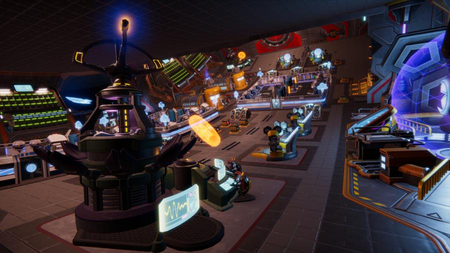 Spacebase Startopia Screenshot 8