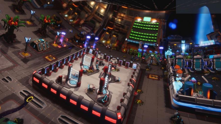 Spacebase Startopia Screenshot 5