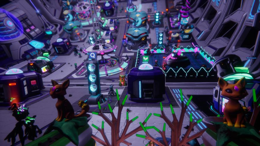 Spacebase Startopia Screenshot 4