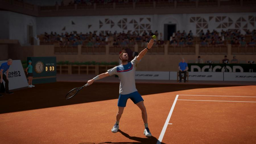 Tennis World Tour 2 Screenshot 5