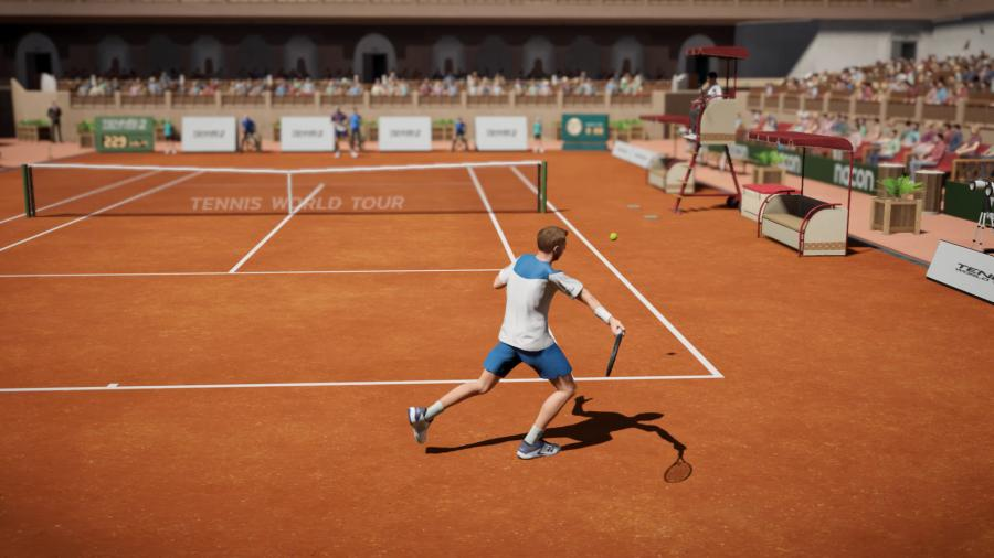 Tennis World Tour 2 Screenshot 3