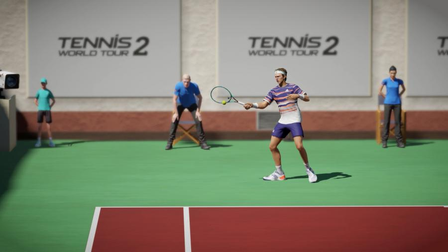 Tennis World Tour 2 Screenshot 4