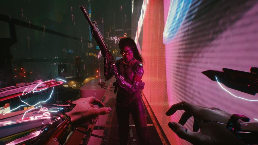 Cyberpunk 2077 - Xbox One Download Code Screenshot 3