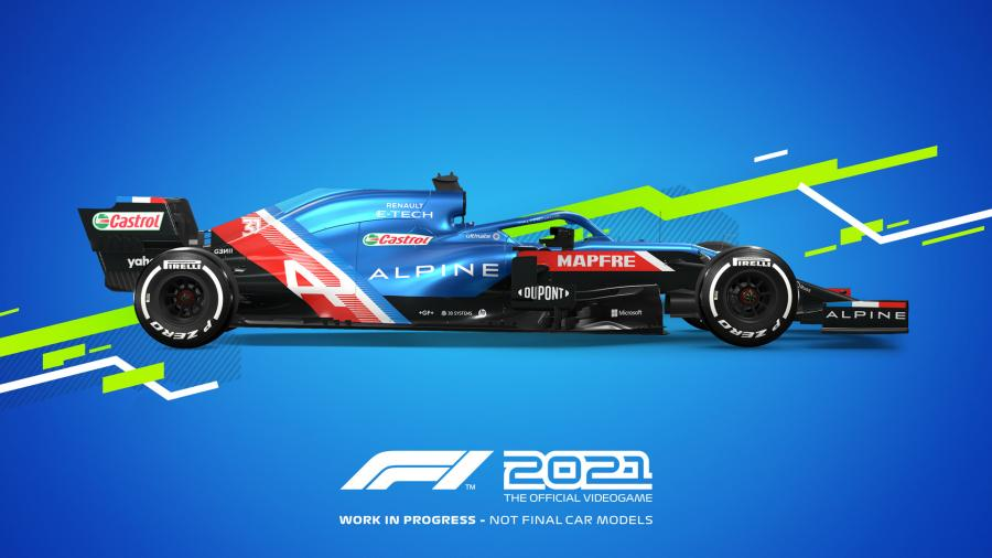 F1 2021 Screenshot 4